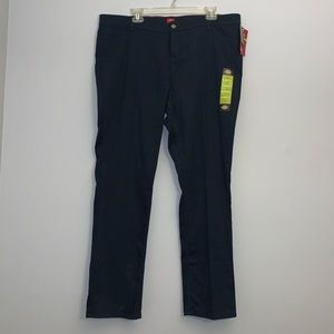 Dickies Girl Straight Leg Skinny Fit Pants